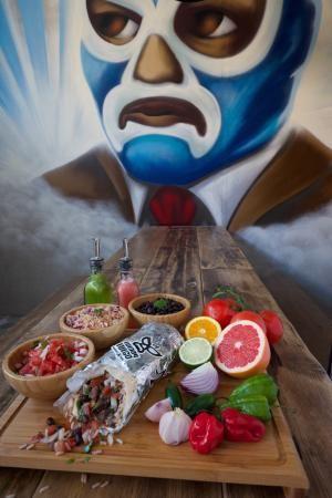 Bilde fra Freddy Fuego Burrito Bar
