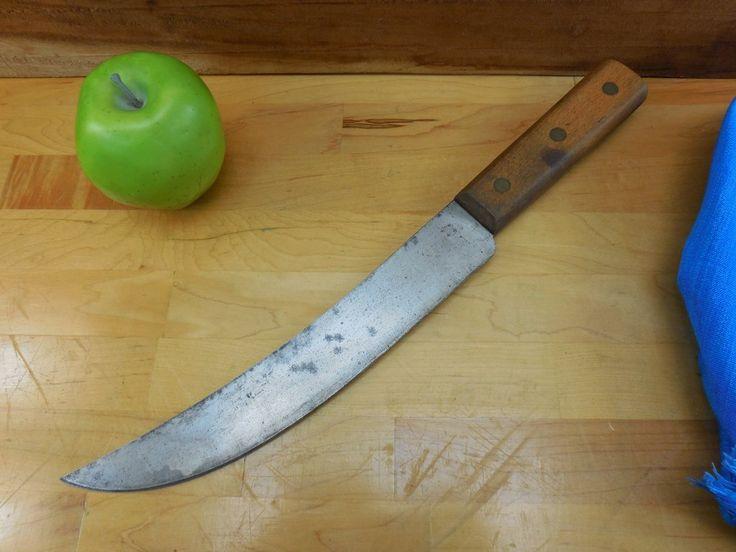 72 best vintage newer kitchen chef knives olde kitchen images on pinterest chef knives. Black Bedroom Furniture Sets. Home Design Ideas