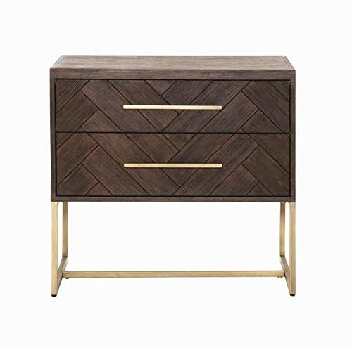 Bjzxz Simple Nordic Bedside Table Fashion Bedroom Mosaic Complete