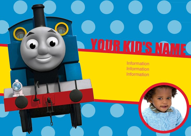 17 best images about thomas train invitations on pinterest thomas the train thomas the tank