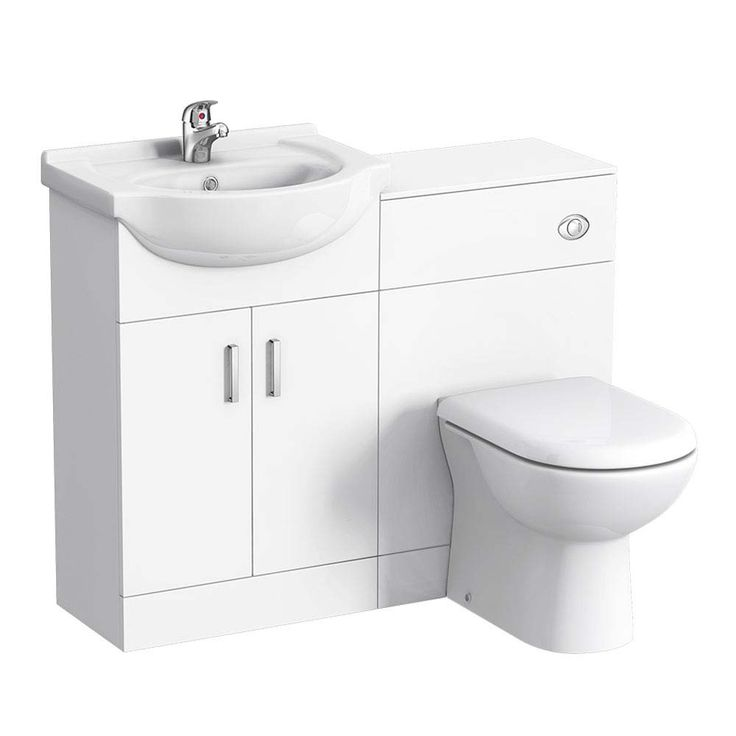 Cove Bathroom Furniture Pack 5 Piece: 25+ Best Ideas About Cloakroom Suites On Pinterest