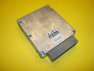 05 MAZDA 6 ENGINE CONTROL UNIT ECU 3.0L AT 5M81-12A650-DG OEM 2005