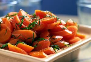 These Glazed Carrots Are Perfect with Roasted Chicken or Turkey: Glazed carrots