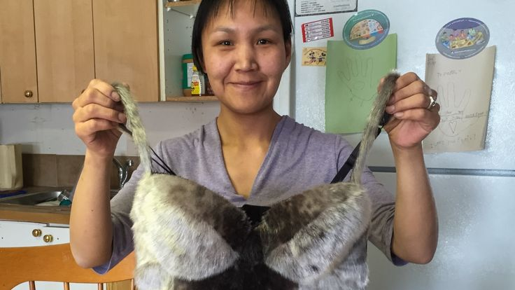 Earning income from sealskin craft work is nothing new in Nunavut. But a growing number of contemporary seamstresses are taking traditional Inuit design to a new level, putting the sexy back in sealskin by using the iconic material to create everything from lingerie to stilettos.