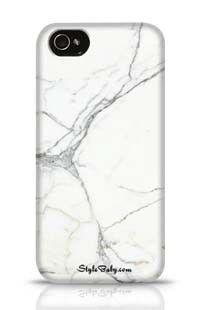 Carrara Marble Apple iPhone 5c Phone Case