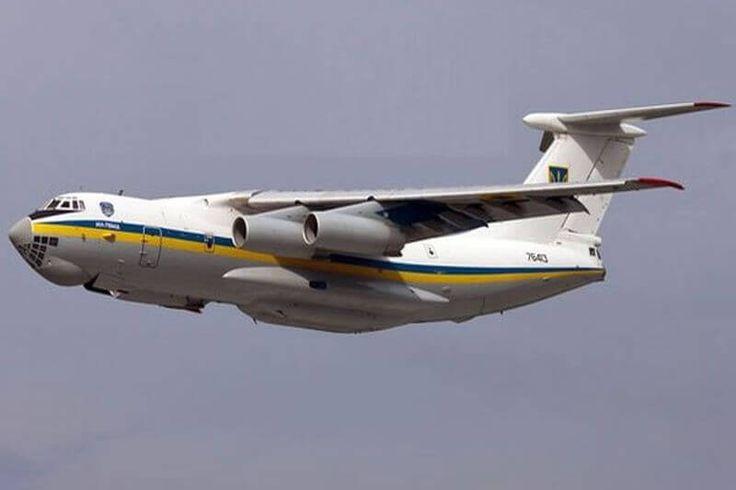 Rus Ayrılıkçılar Ukrayna'da Askeri Uçak Düşürdü.