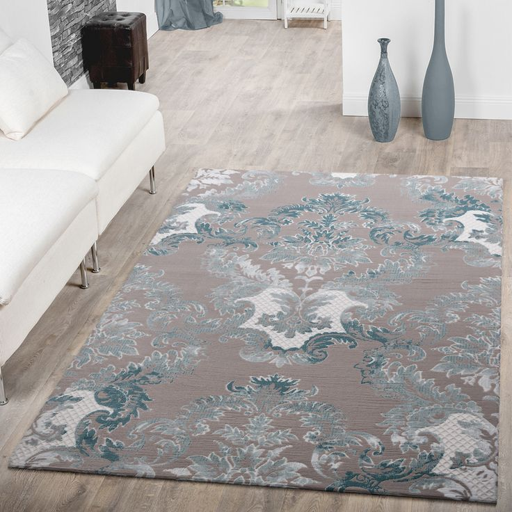 die besten 25+ teppich türkis grau ideen auf pinterest | sofa ... - Wohnzimmer Modern Turkis