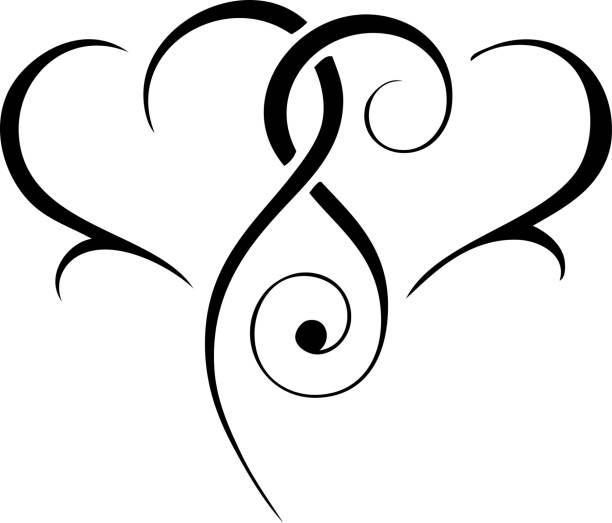 Tribal Hearts Tattoo Design Tribal Heart Tattoos Tribal Heart Heart Tattoo