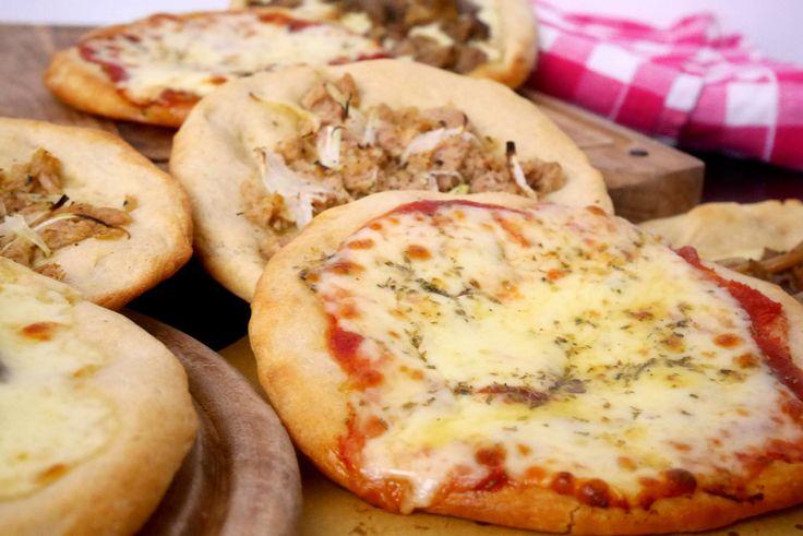 Pizza tonda croccante...come in pizzeria!