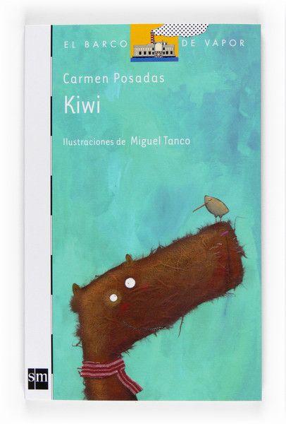 Kiwi. Carmen Posadas. 9788467534948