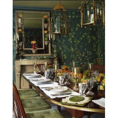 Charlotte Moss Dining Room