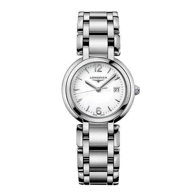 Hãy bắt bầu 1 tuần mới tràn đầy năng lượng bằng cách đeo chiếc đồng hồ Longines PrimaLuna này. Với Longines PrimaLuna, ranh giới giữa tinh tế và thanh lịch đã hoàn toàn biến mất. http://www.donghotantan.vn/dong-ho-longines.html
