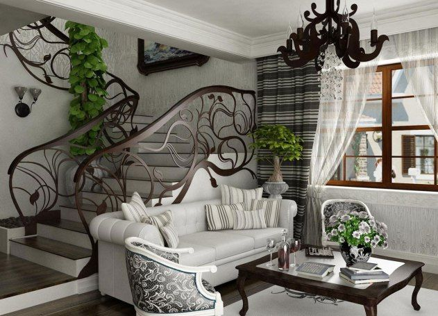 Art Nouveau In Contemporary Interior Design With Images Art