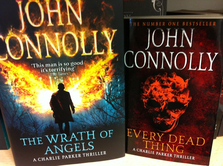 Love John Connolly. My next book Desecration is similar supernatural style ...