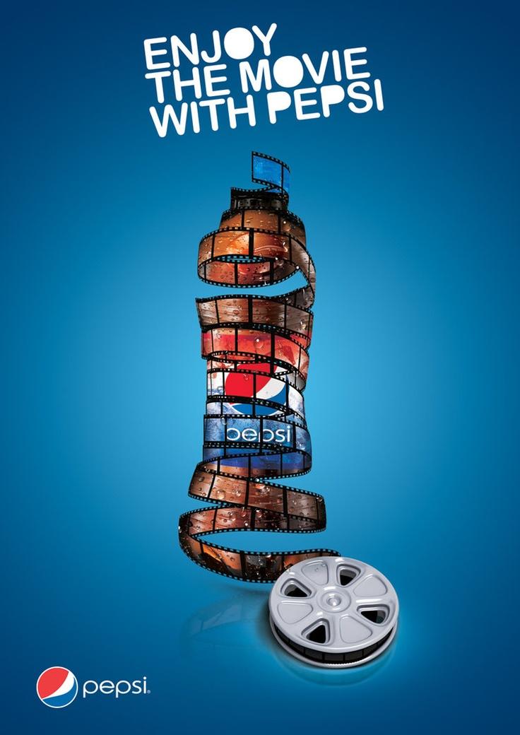 Pepsi te insoteste la film!