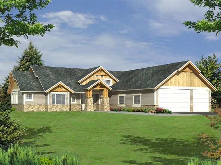 139 Best Mountain House Plans Images On Pinterest