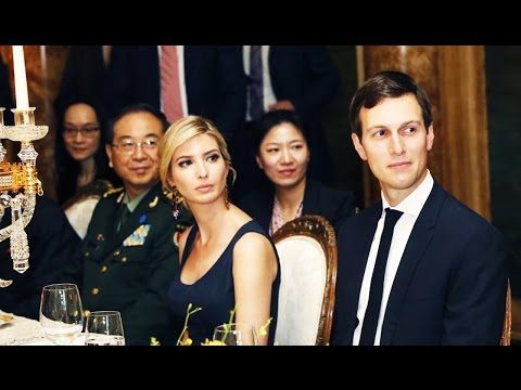 (5) Jared Kushner Caught Selling Golden Tickets To America - YouTube