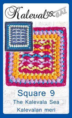 Kalevala CAL crochet