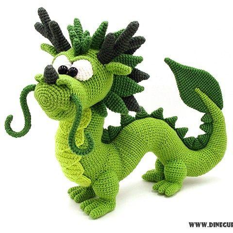 """Lóng"" Mai 2018 . www.etsy.com/shop/dinegurumi . www.dawanda.com/shop/dinegurumi . . . #dinegurumi #amigurumi #häkeln #crochet #häkelnisttoll #häkelliebe #crochetaddict #amigurumidesign #amigurumilove #crochetlove #instacrochet #handmade #diy #häkelanleitung #crochetpattern #crochetersofinstagram #yarnaddict #crafts #instacrochet #ilovecrochet #drache #dragon"