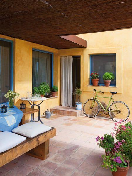 ambientes con sabor a campo casa rstica decoracion casas decorar casa