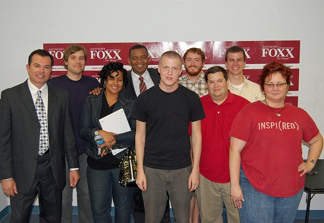Before Anthony Foxx Became Mayor Anthony Foxx