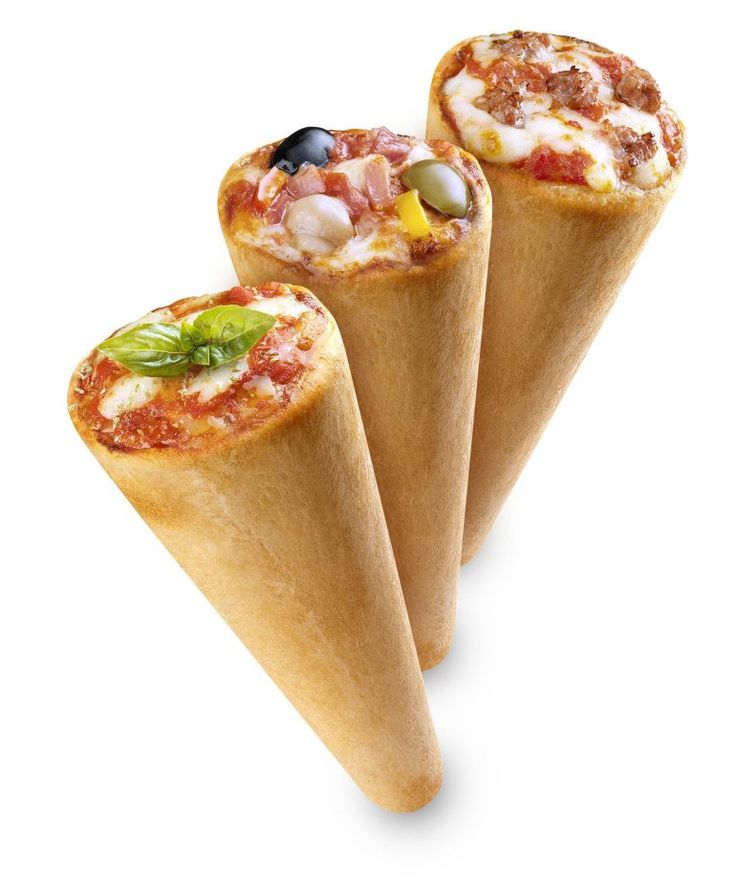 Kono Pizza franchisor Carlo Ruggiero wants to bring his unique delivery of pizza -- in a cone -- to the United States.