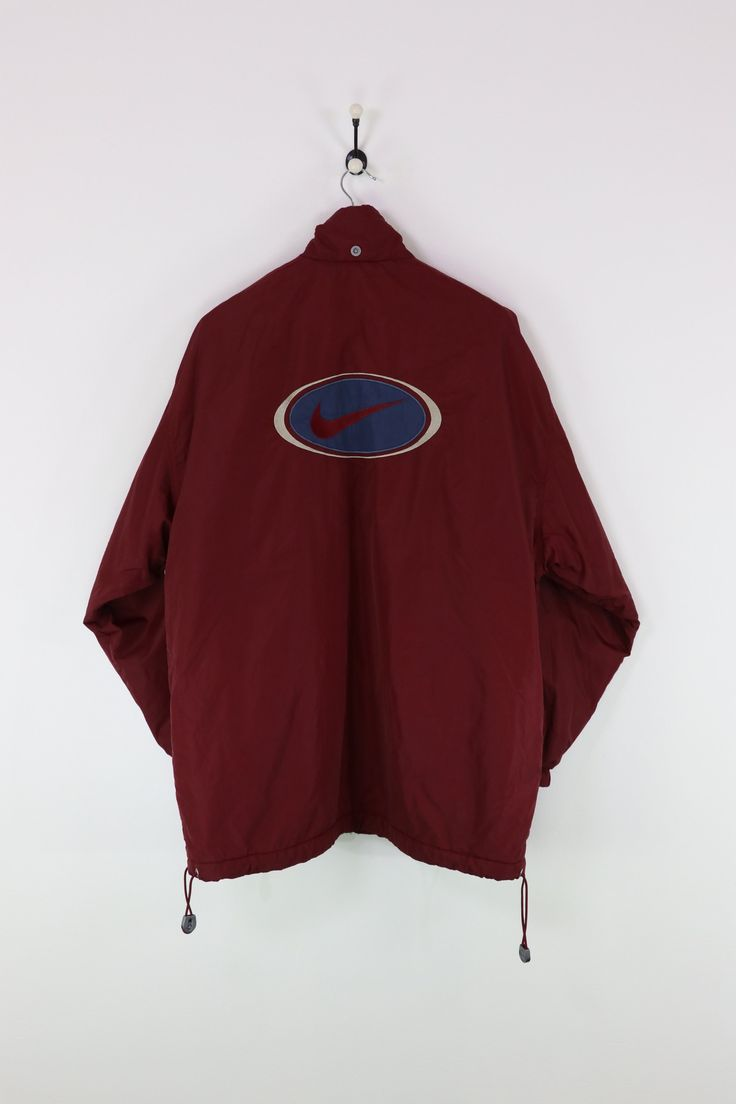 Nike Coat Red XL
