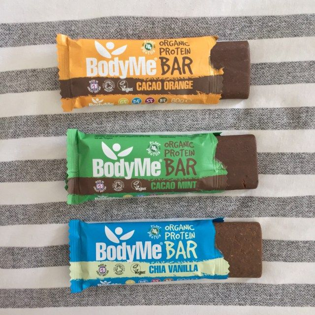 Vegan | Dairy Free BodyMe Bars are THE latest sensation in vegan protein. With 16g of protein and less than 252 calories per bar, you'd be mad to miss them. Find out more!