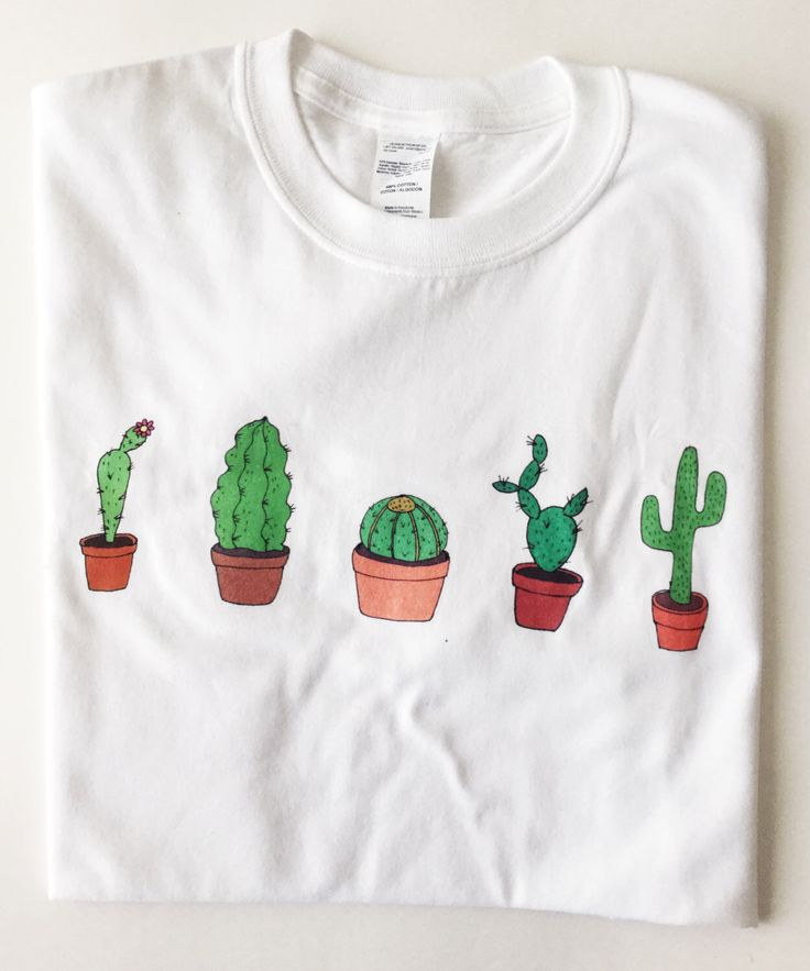 Cactus T-Shirt / Illustrated Unisex Tee Shirt Men's Women's Gift Christmas Clothing Birthday White Hand Drawn / Succulent plants t- shirt by HelloHurra on Etsy https://www.etsy.com/uk/listing/261746627/cactus-t-shirt-illustrated-unisex-tee