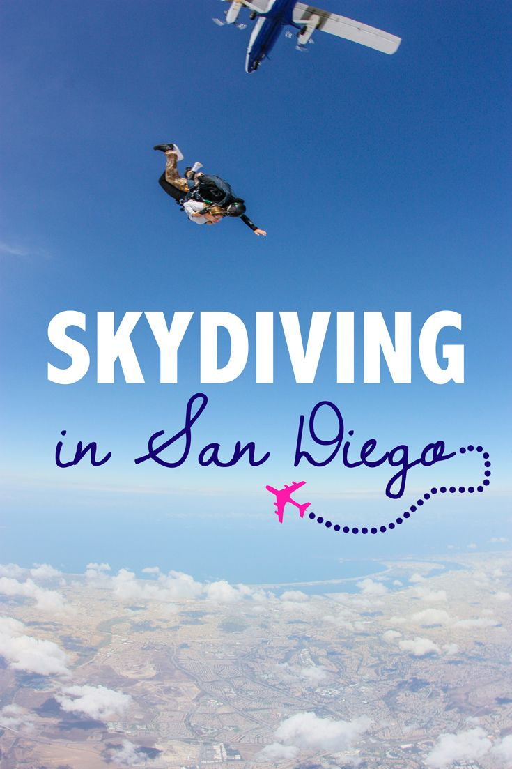 A few weeks ago, I went skydiving. While this wasn't my first time going skydiving, I have to admit my nerves weren't any quieter.#SkyDiving #SanDiego