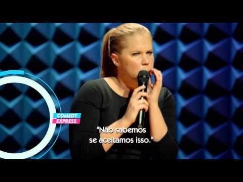 #AmyNoComedy Quer ver mais vídeos? Acesse: www.comedycentral.com.br Assista ao Comedy Central nos canais: Claro TV 92 / GVT 98 / Oi TV 103 / SKY 85 / CTBC 55...