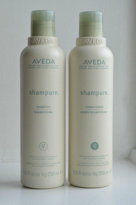 Green shampoo!!! Muero por ellos!