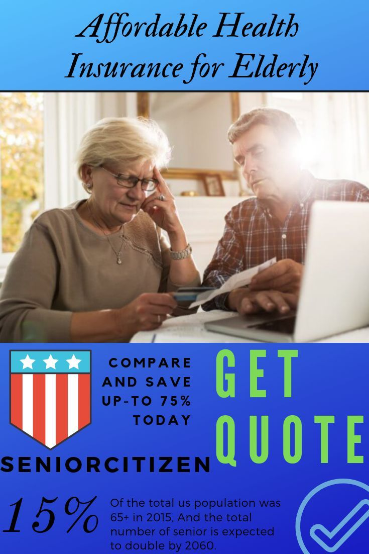 Senior health insurance helps you plan the future and