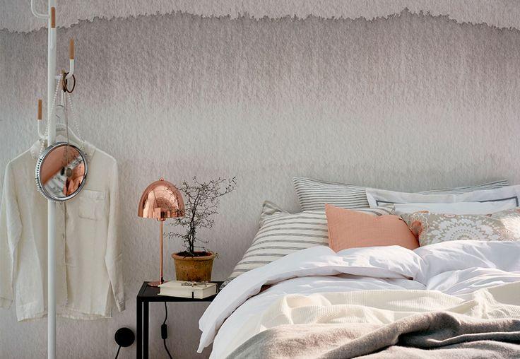 Interiørtips til soverom: Denne sesongen er det spesielt tre trender som er gjeldende: rustikk romantikk, eksotisk natur og nordisk eleganse.