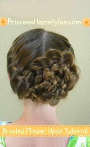 elegant braided hairstyles | Hairstyles For Girls - Hair Styles - Braiding