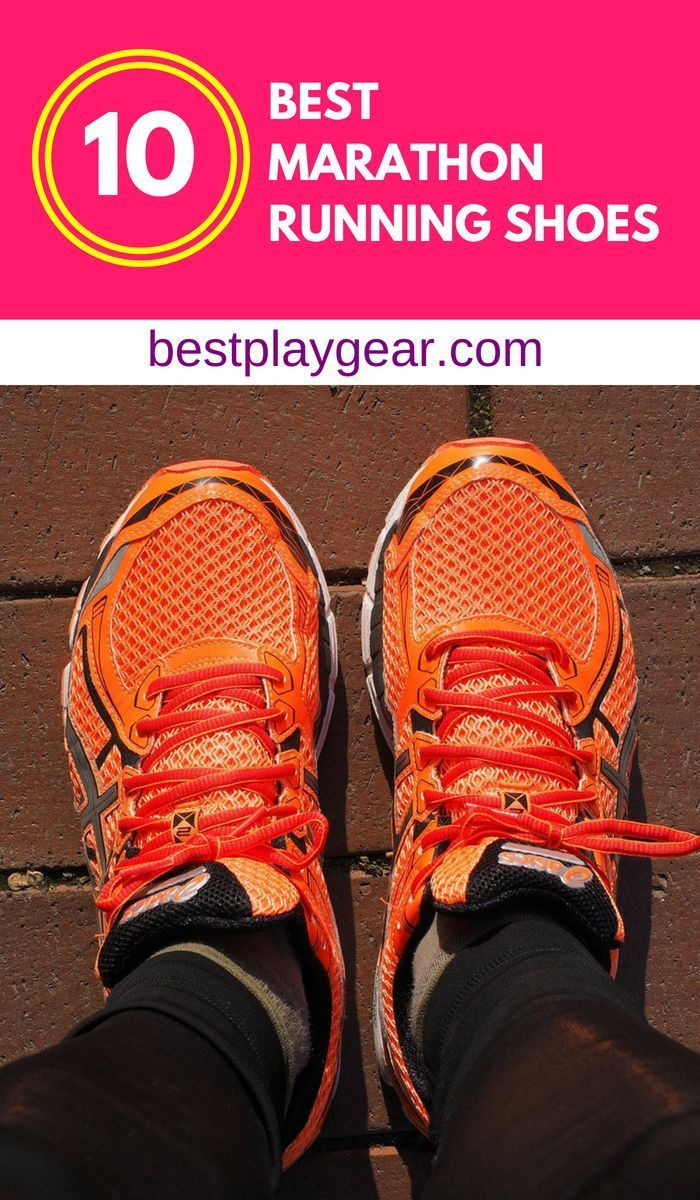 18e0eb1b805c Running Tips and Buyer s guide for choosing the best marathon running shoes.  10 best marathon shoes reviewed  marathon  trainingtips  halfmarathon  5K   10K ...