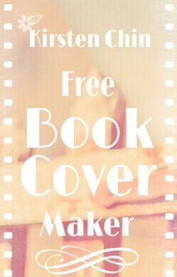 """""""Kirsten Chin's Free Book Cover Maker"""" by KirstenChin - """"Kirsten Chin now makes free book covers for Wattpaders. See More --->…"""""""