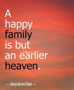 Short Quote about family images