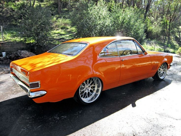 ◆ Visit MACHINE Shop Café... ◆ ~ Aussie Custom Cars & Bikes ~ (1968 Holden HK Monaro Coupé)