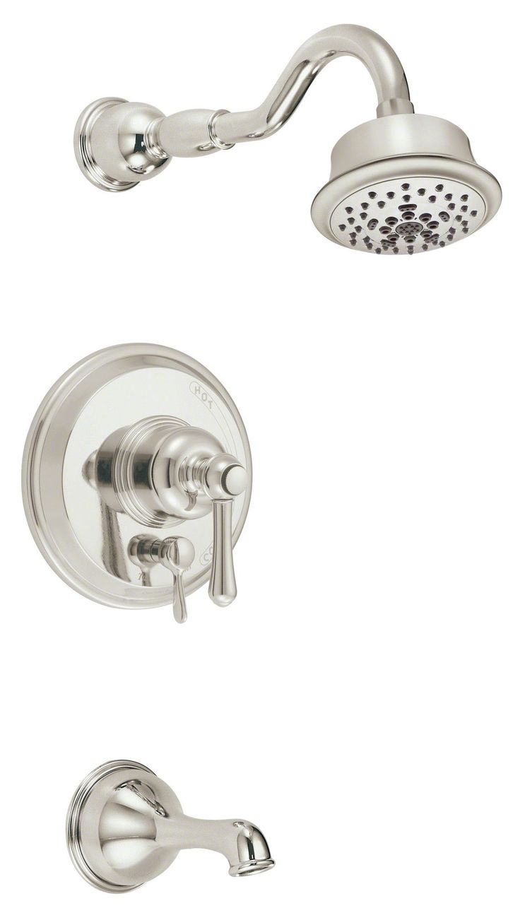 Opulence Diverter Multi Function Tub and Shower Faucet