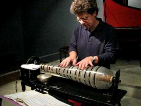 The Glass Harmonica's Music is Like Being Stalked by Fairies
