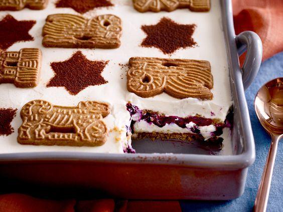 Du bist auf der Suche nach dem perfekten winterlichen Dessert? Unser Rezept für Spekulatius-Tiramisu ist da eine himmlische Wahl!
