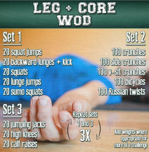 Find more #Crossfit workouts at #Workout