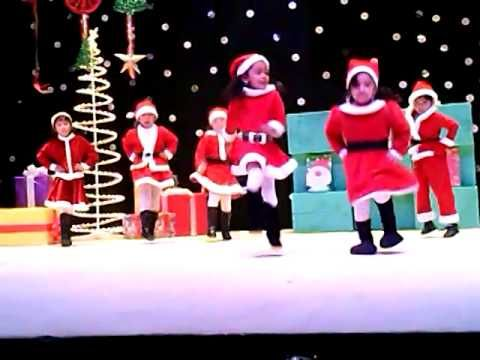 Baile de Santa Claus
