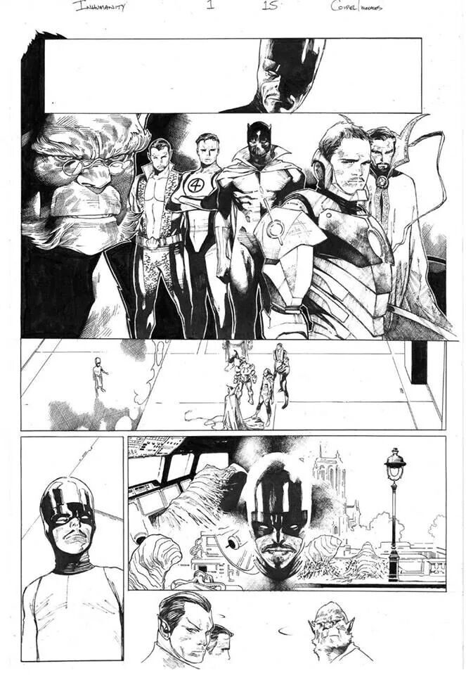 Best Comic Book Pages Images On   Comic Books Comics