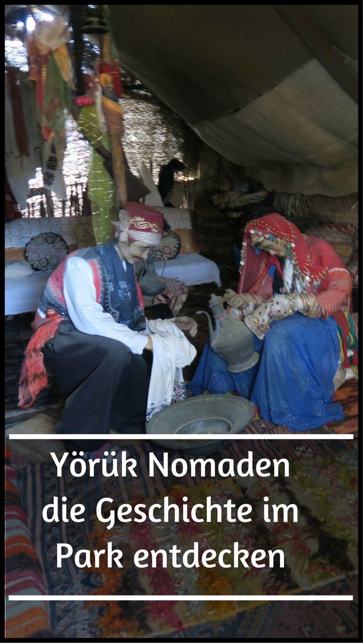 Was ist ein Yörük Nomaden Park? Oder besser: Was sind Yörük Nomaden? Das findest Du im Yörük Parkı in Kemer heraus, einer Oase der Ruhe am Strand! http://www.tuerkeireiseblog.de/yoeruek-park-kemer/