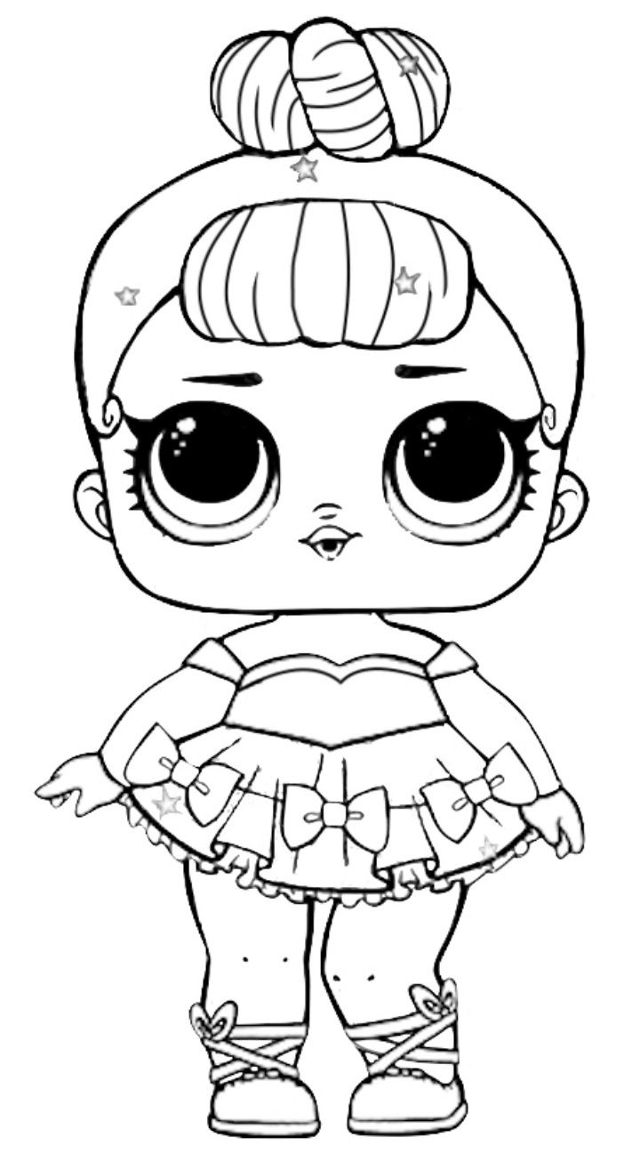 Jasolyn Veronica Abram Baby Coloring Pages Lol Dolls Cute Coloring Pages