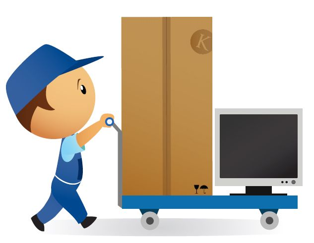 Computer Equipment and Technical Goods Transport