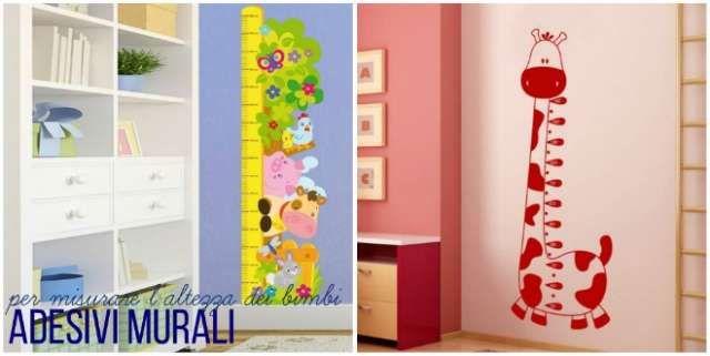 Come usare gli adesivi murali in cameretta | Mamma Felice