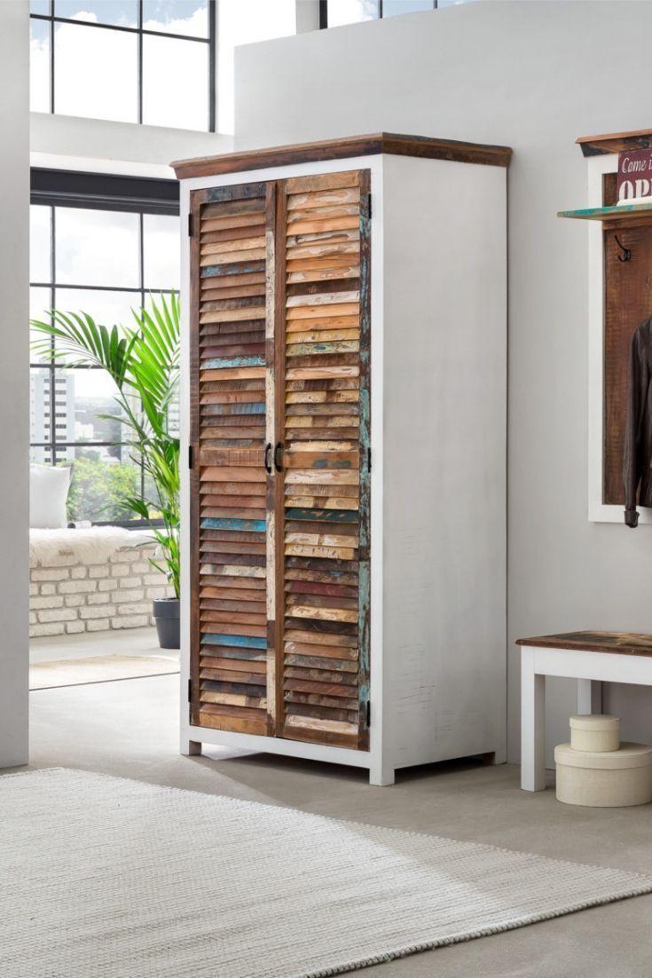 Floor Wardrobe Cabinet Floor Cabinet Floor Wardrobe Wood Kleiderschrank Holz Flurschrank Kleiderschrank